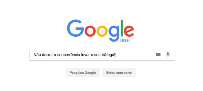 busca no google