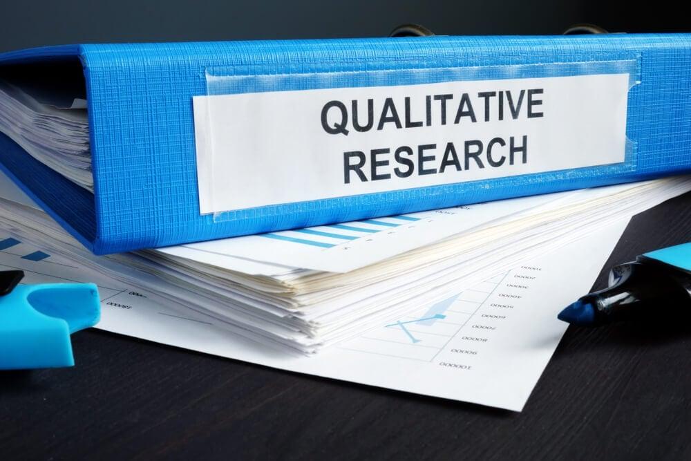 dados de pesquisa qualitativa