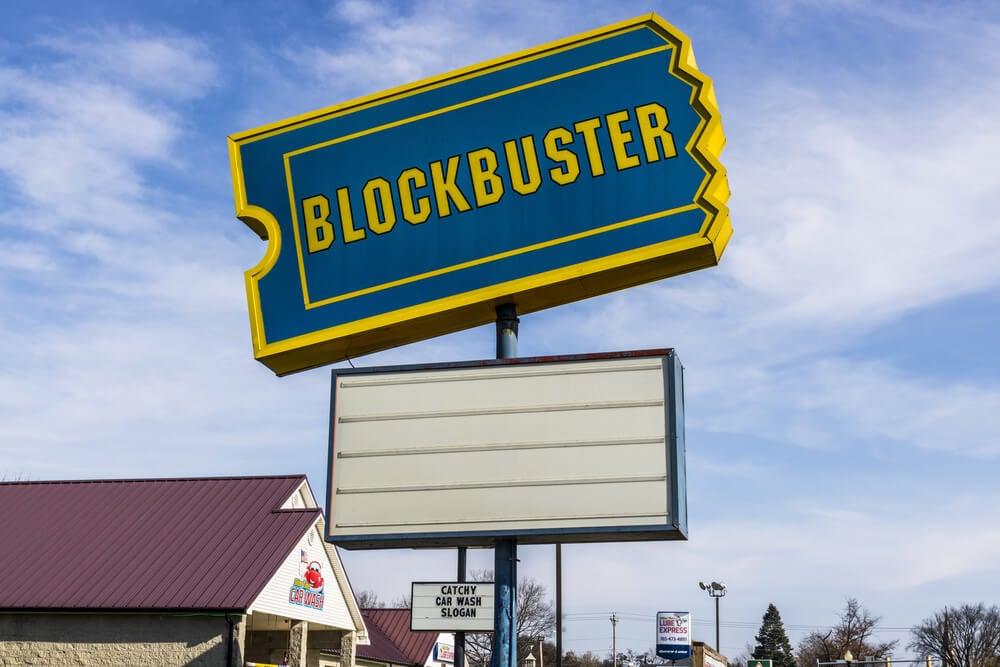 empresa BlockBuster como exemplo que viveu miopia do marketing