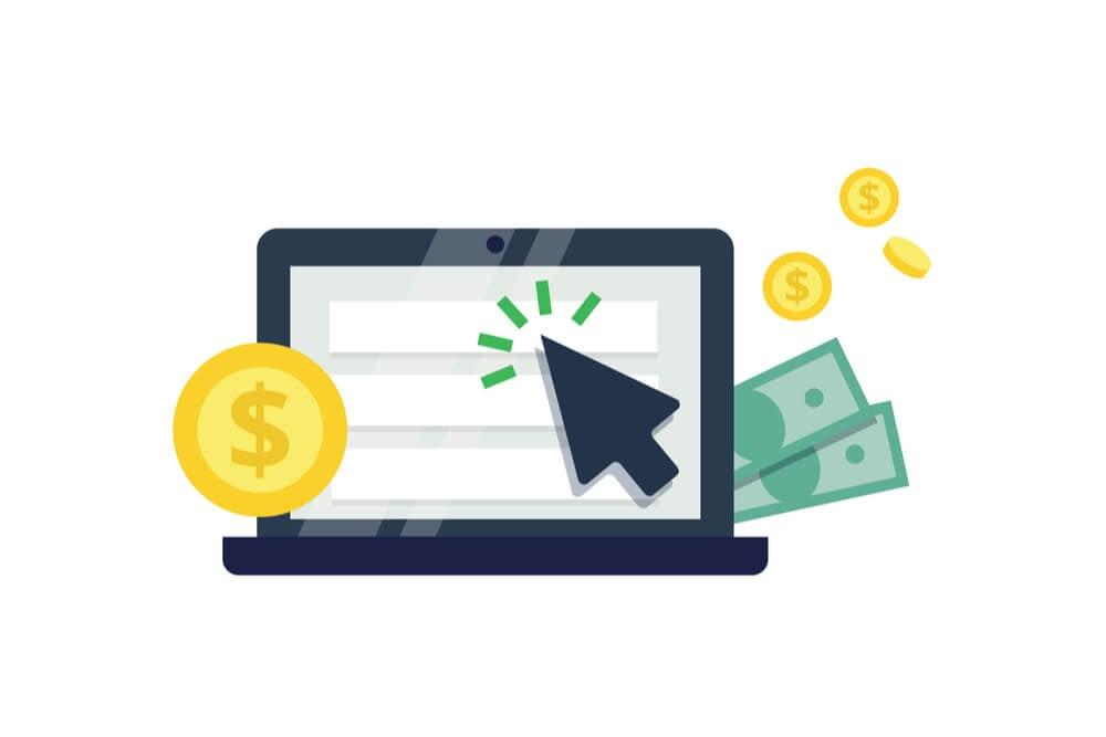estratégia de marketing envolvendo retorno de anúncios pago