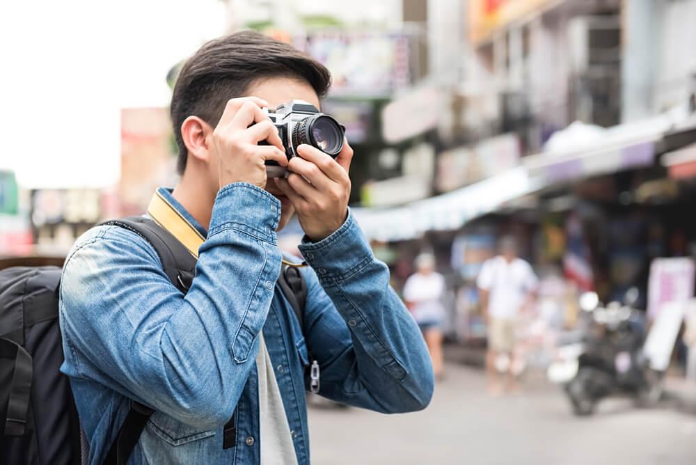 fotografia no marketing turístico