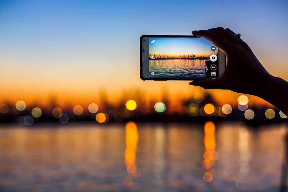 fotos de paisagem para Instagram