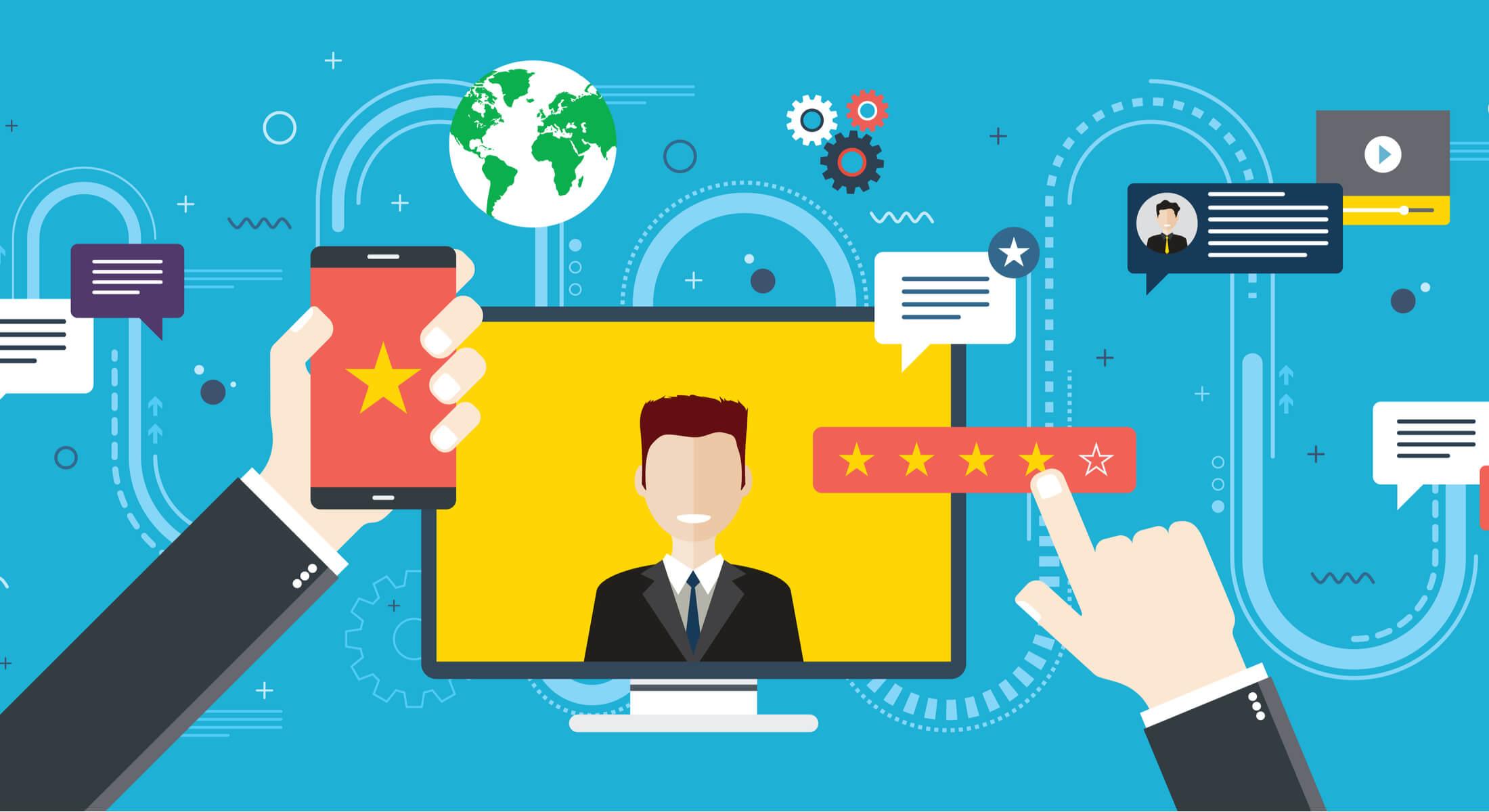 Como alcançar compradores B2B no exterior em 2021
