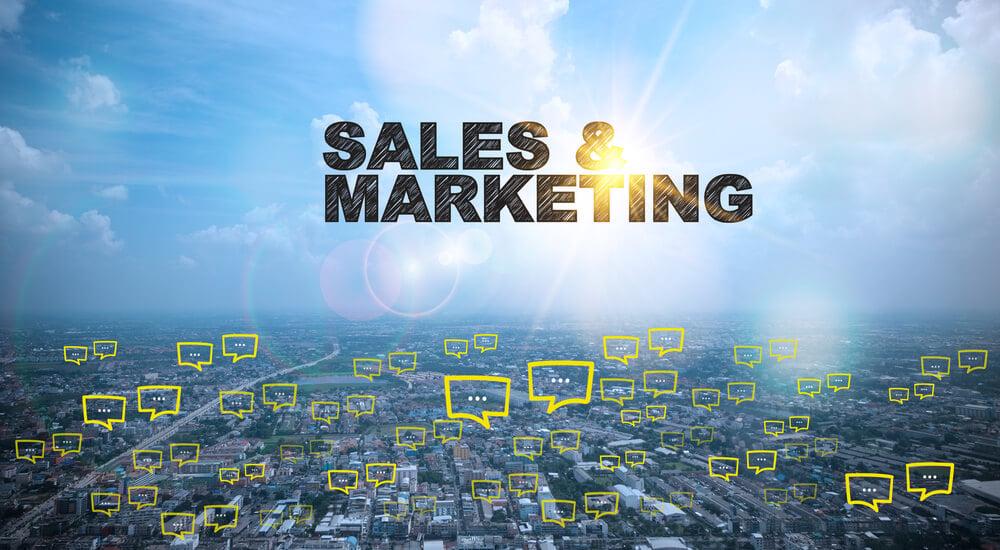 junção de vendas e marketing
