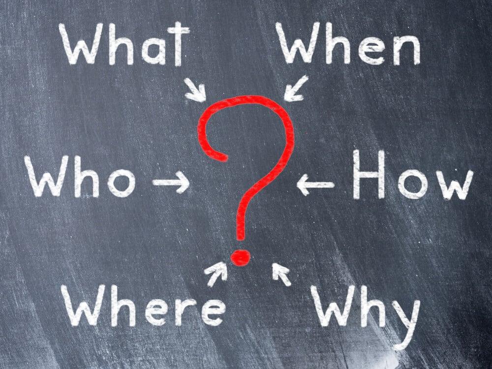 perguntas a se fazer com w2h
