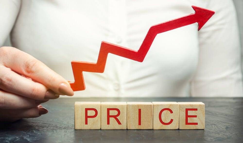 quebre o preço como meio de como vender mais