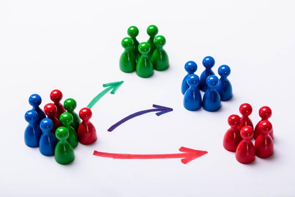 segmentação de clientes no telemarketing