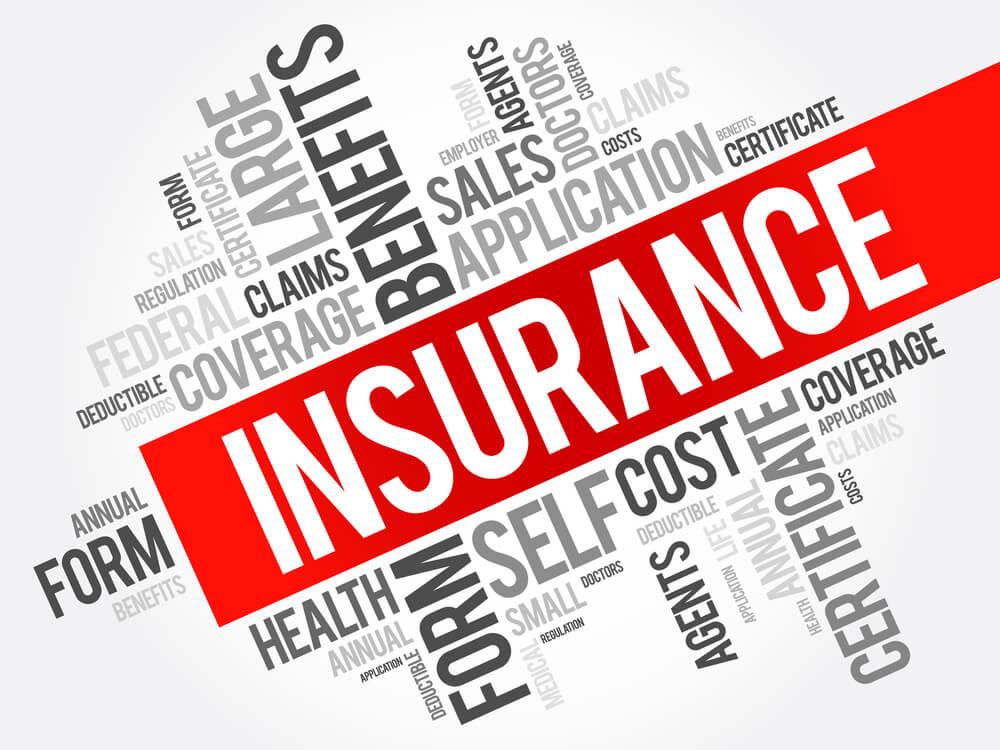 título seguros e termos relacionados ao marketing da área