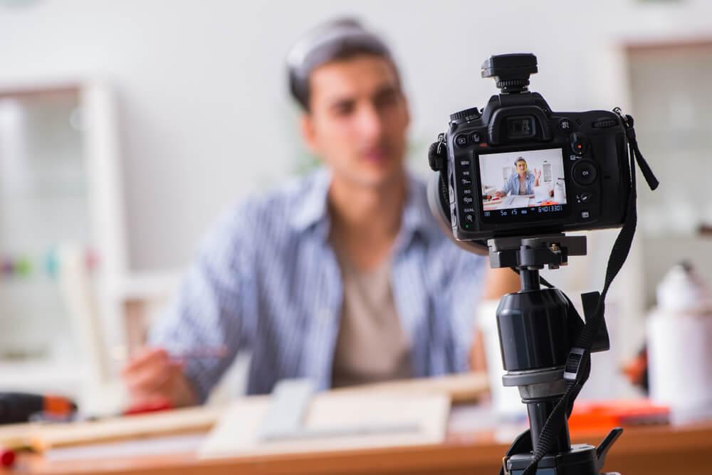 vídeos modelo faça voce mesmo