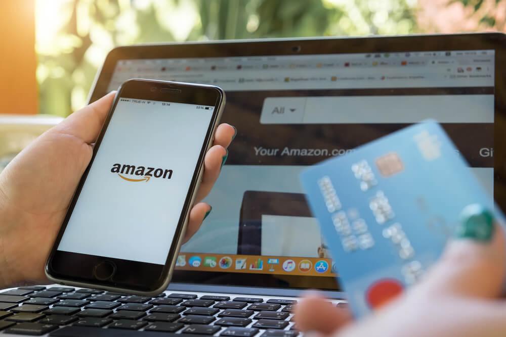 amazon como exemplo de empresa que estuda seu posicionamento de mercado