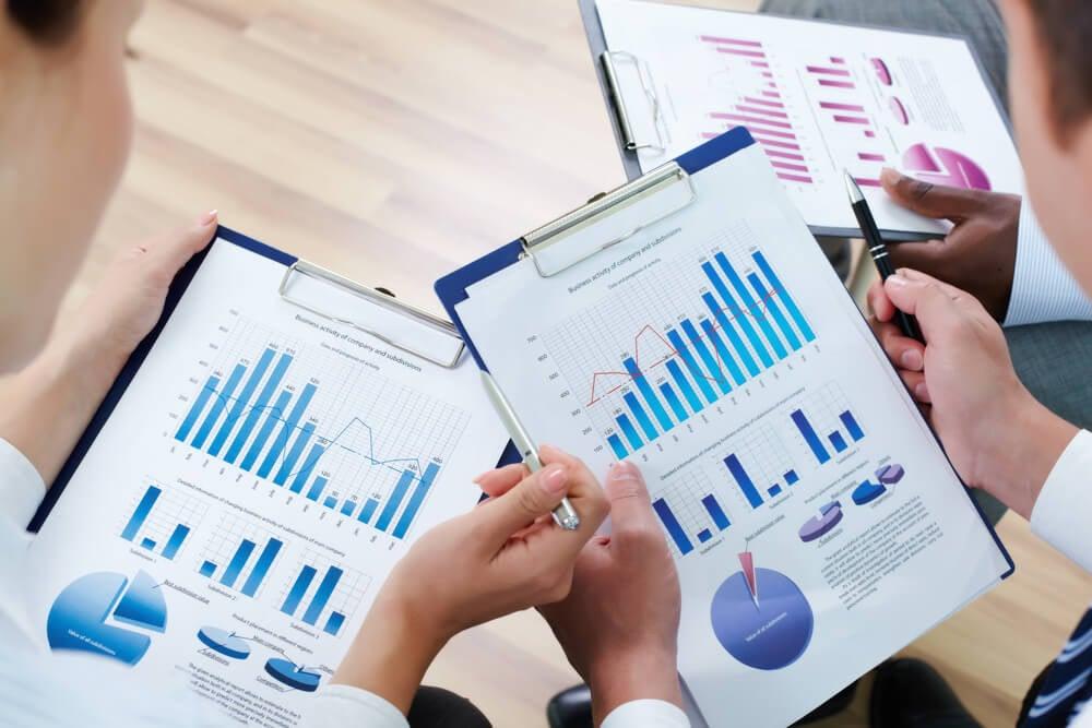 cálculo de markt share de empresa