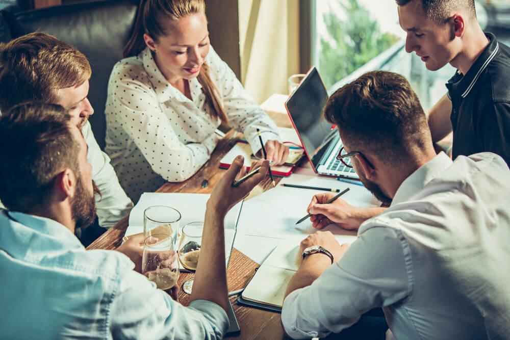 como montar planejamento empresarial