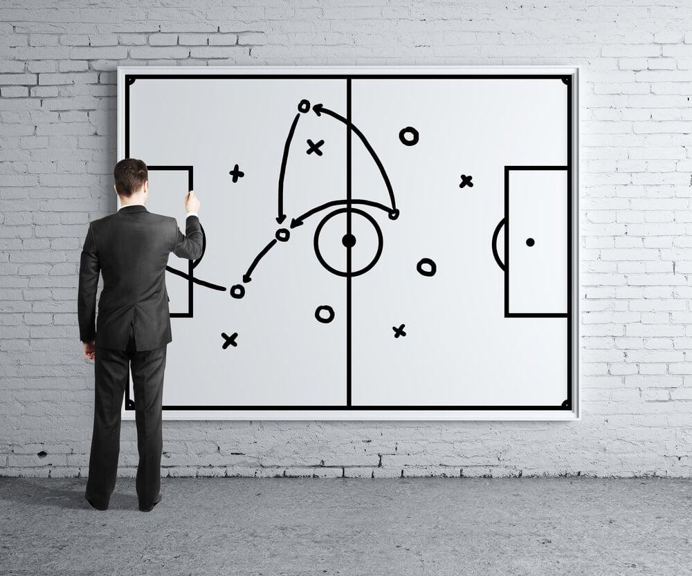 escolha de canais pelo planejamento tático