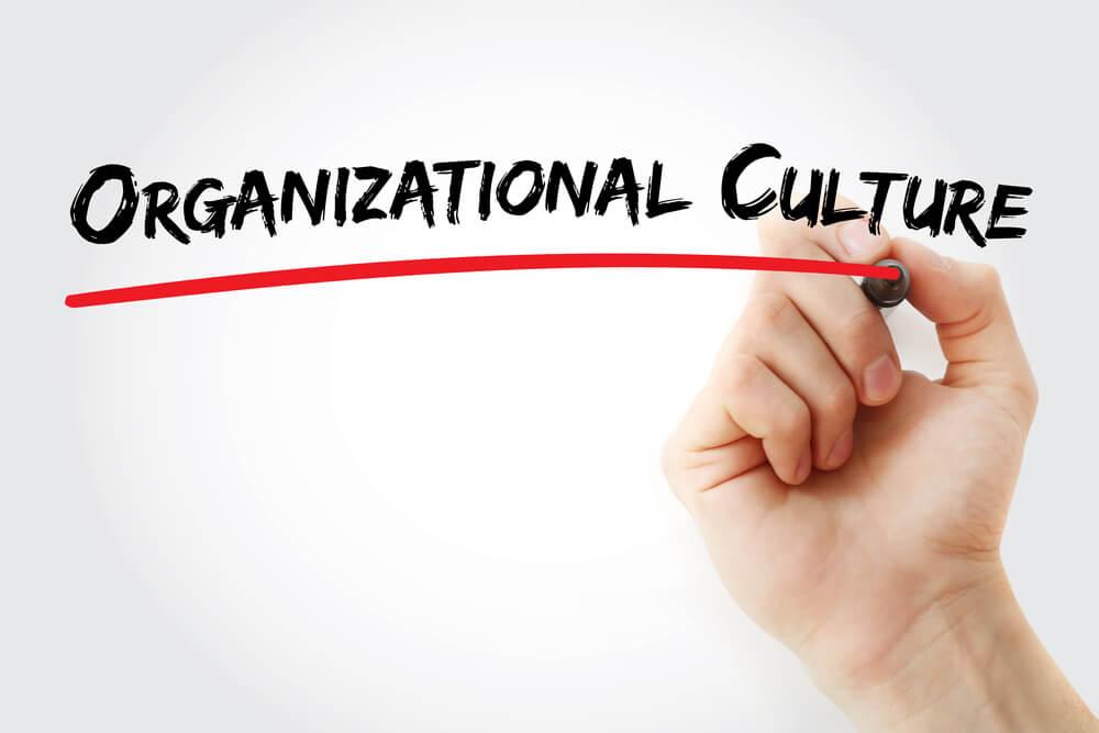 escrita sobre cultura organizacional