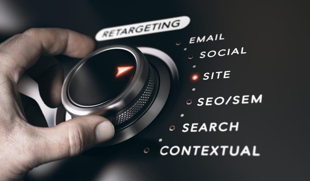 exemplos de formas de campanhas de remarketing