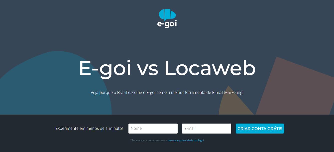 ferramenta Egoi para email marketing