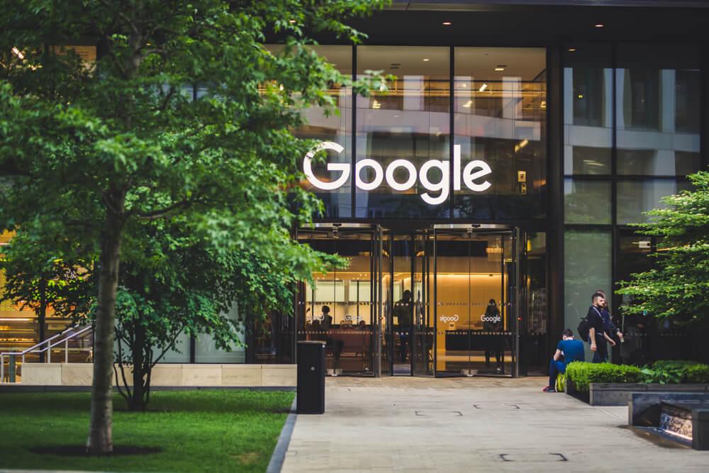 google como exemplo de sucesso na cultura organizaconal
