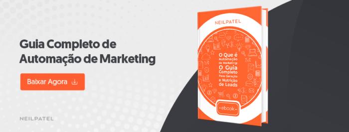 Guia Completo de Automação de Marketing