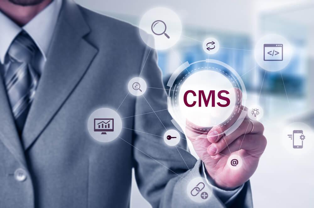 profissional de CMS