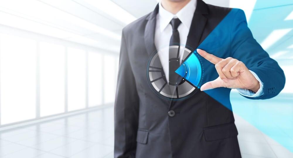 profissional de market share em empresa