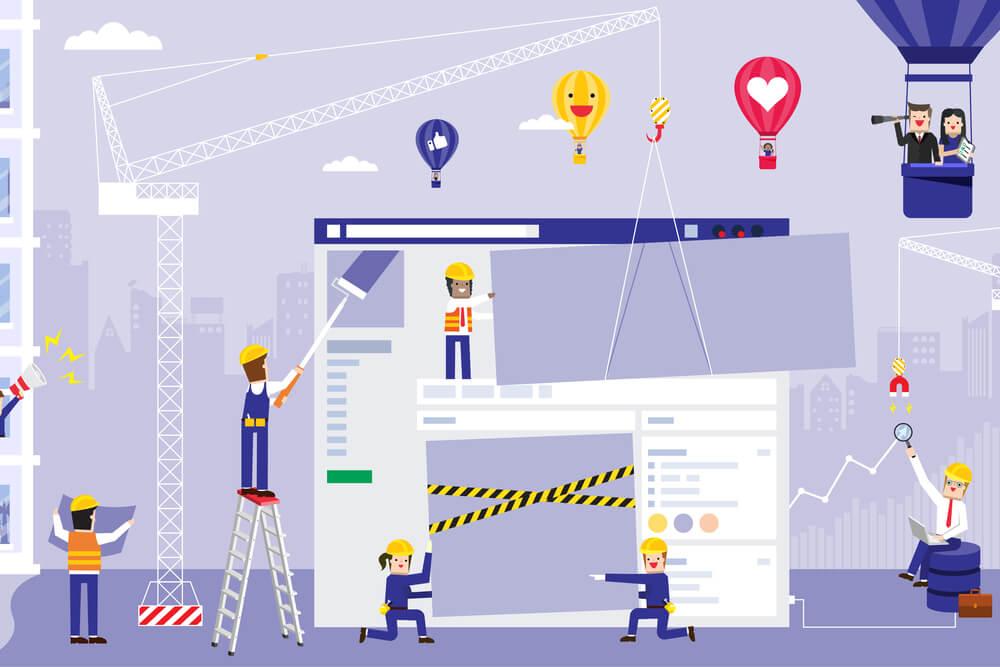redes sociais como ferramenta de marketing digital n a construção civil
