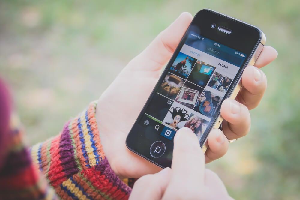 vantagens de organizar feed instagram