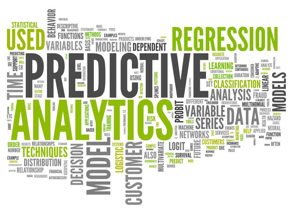análise preditiva e termos relacionados