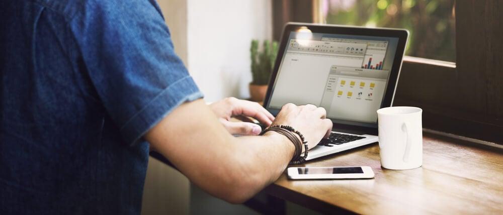 e-business e estrutura de criação