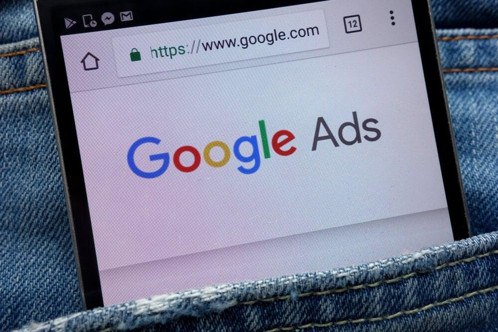 googel ads pelo smartphone