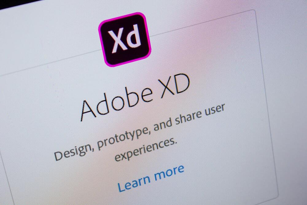 Adobe XD como exemplo de ferramenta para desenvolver wireframes