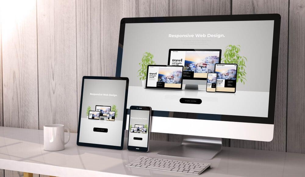 aplicativos para teste de site com design responsivo