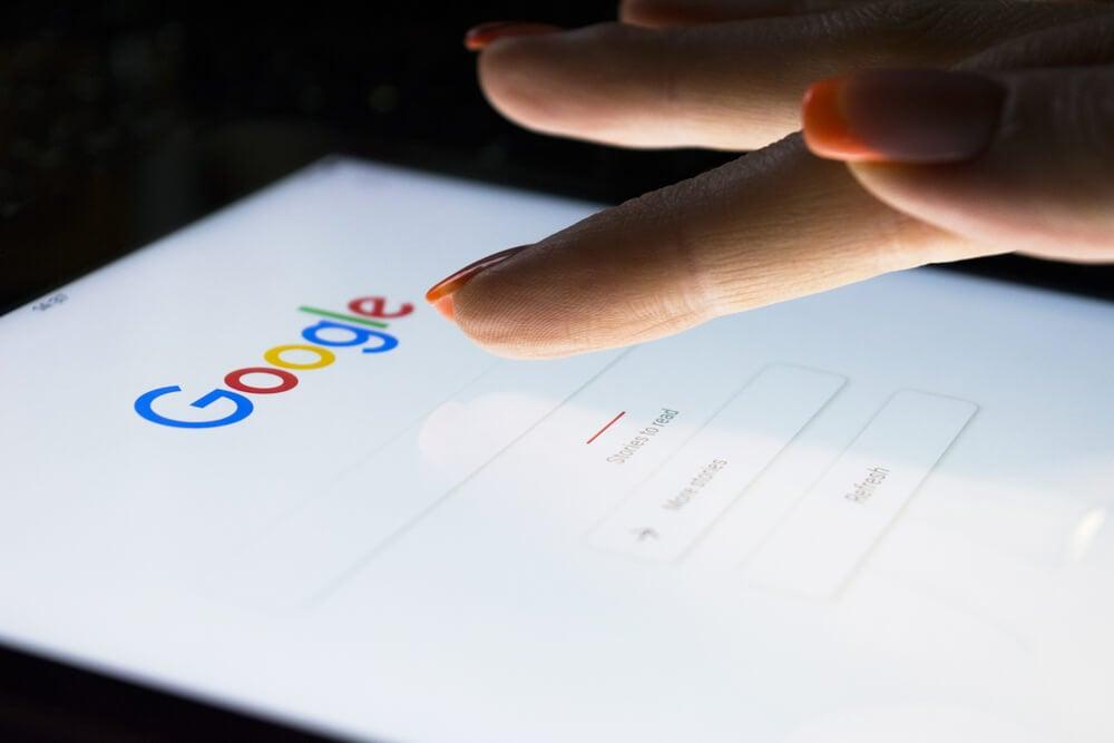 cobrança dos anúncuios de site no google