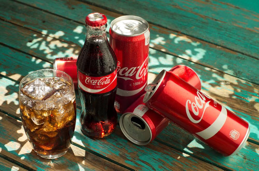 Coca cola como exemplo de empresa que utiliza a matriz GE