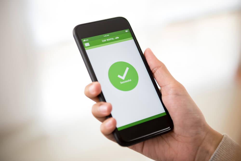 criação da conta no Pagseguro pelo app