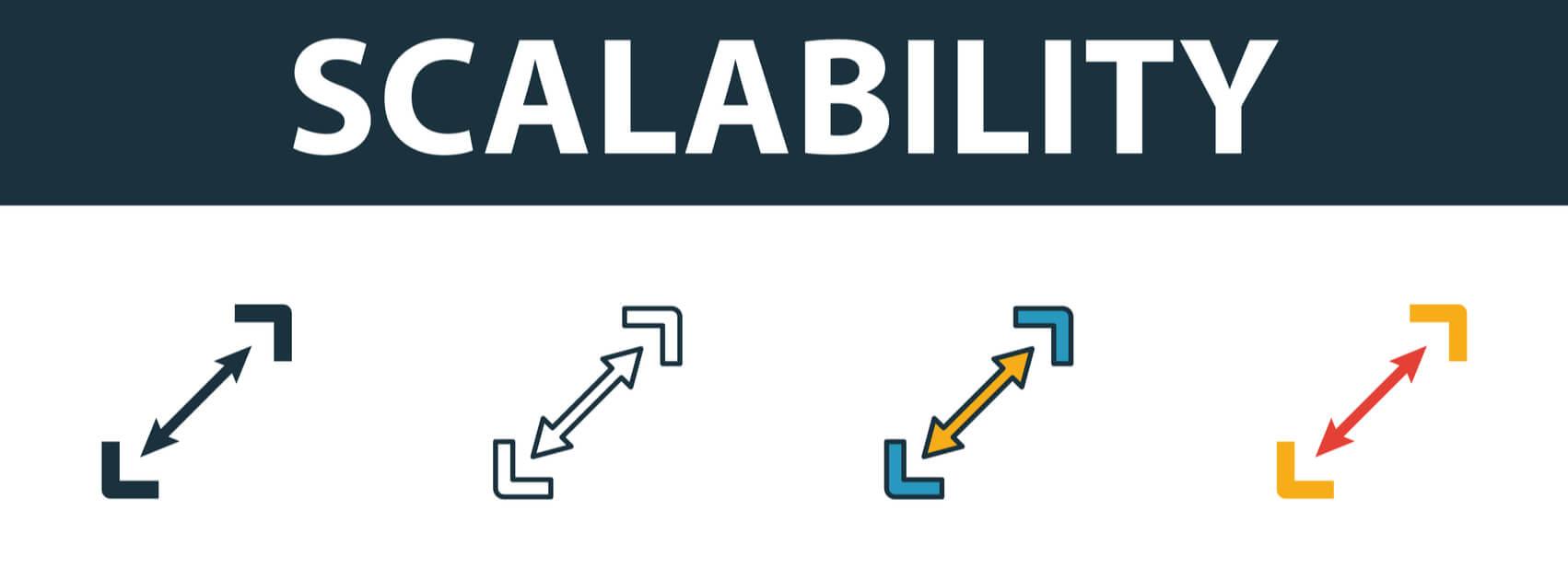 escalabilidade nos negócios