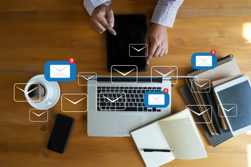 escolha da melhor ferramenta gratis de email amrkting