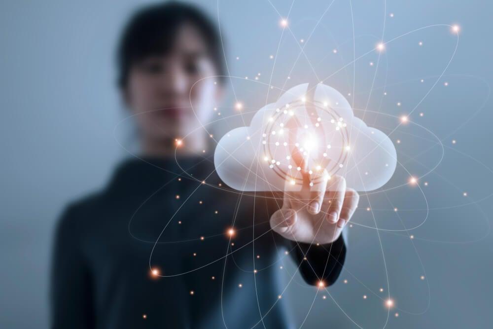 estratégia de nuvem nos negócios