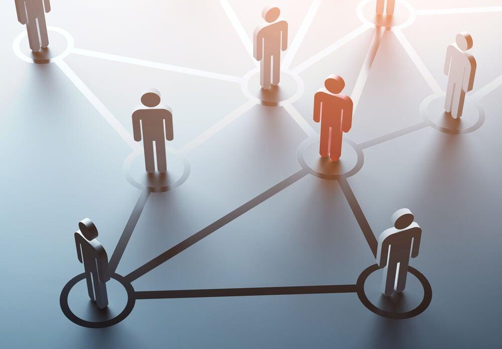 função do profissional de marketing de rede