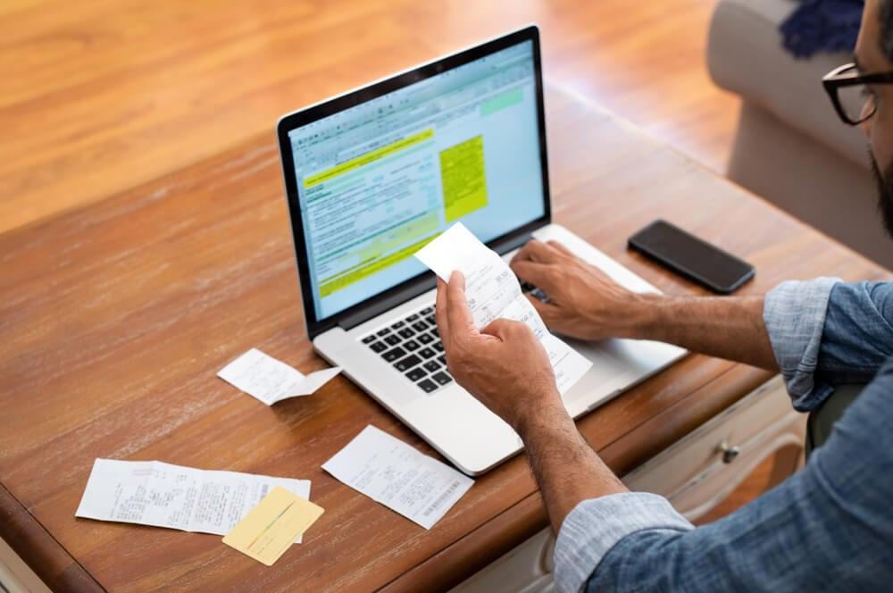 gerenciamento de notas fiscais