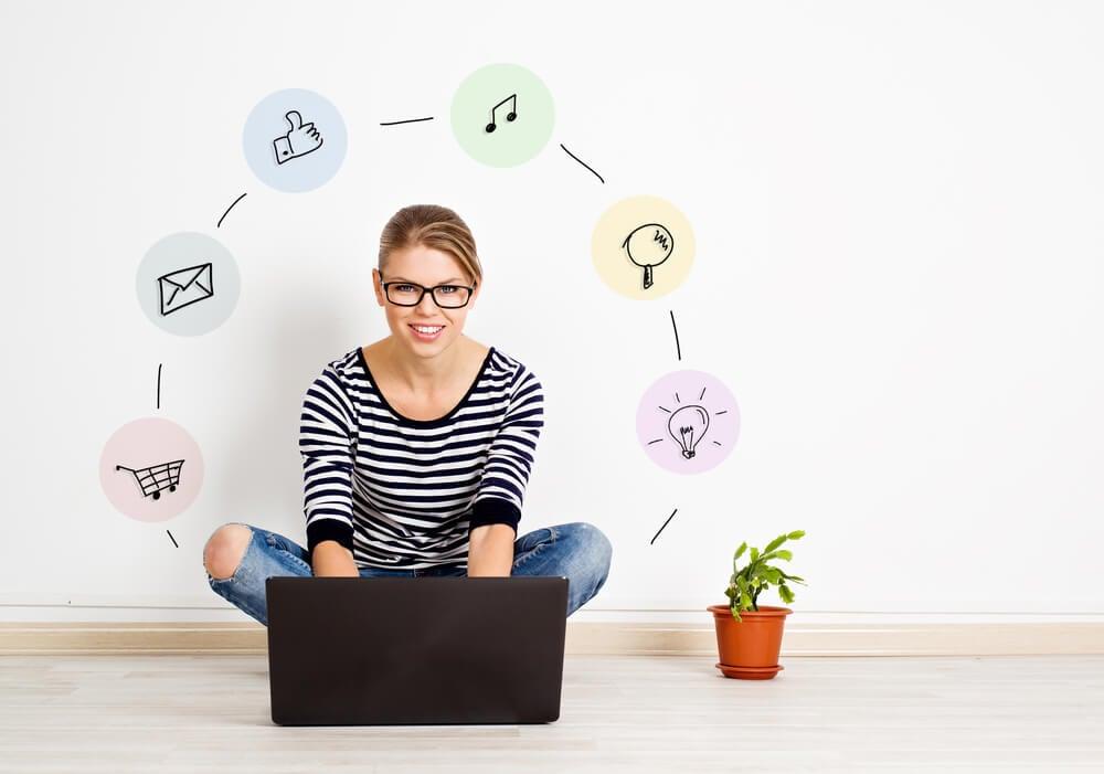 uso de redes sociais no marketing pessoal