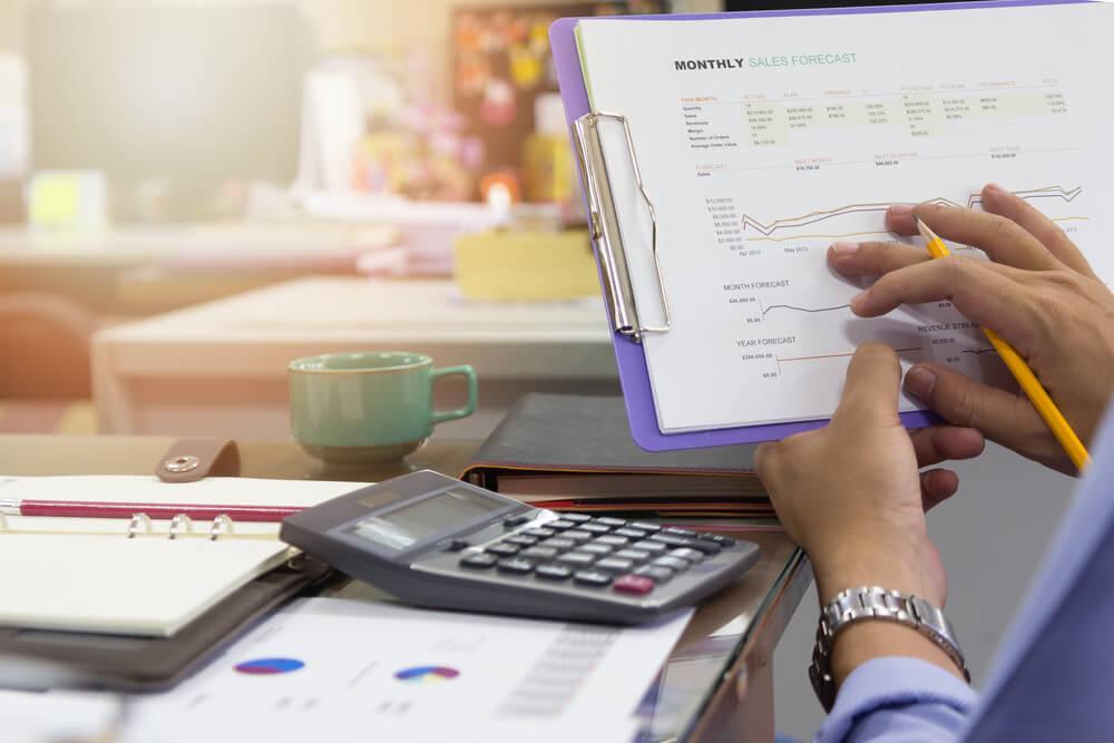 vantagens de realizar previsão de vendas