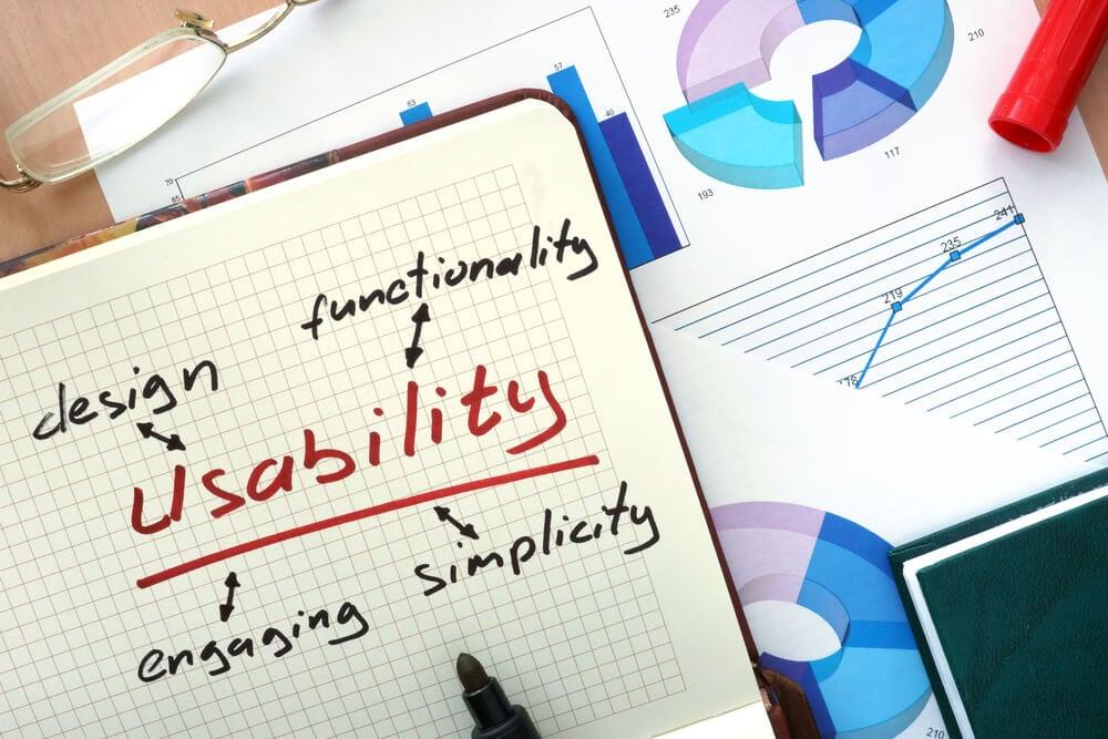 aplicação do conceito de usabilidade