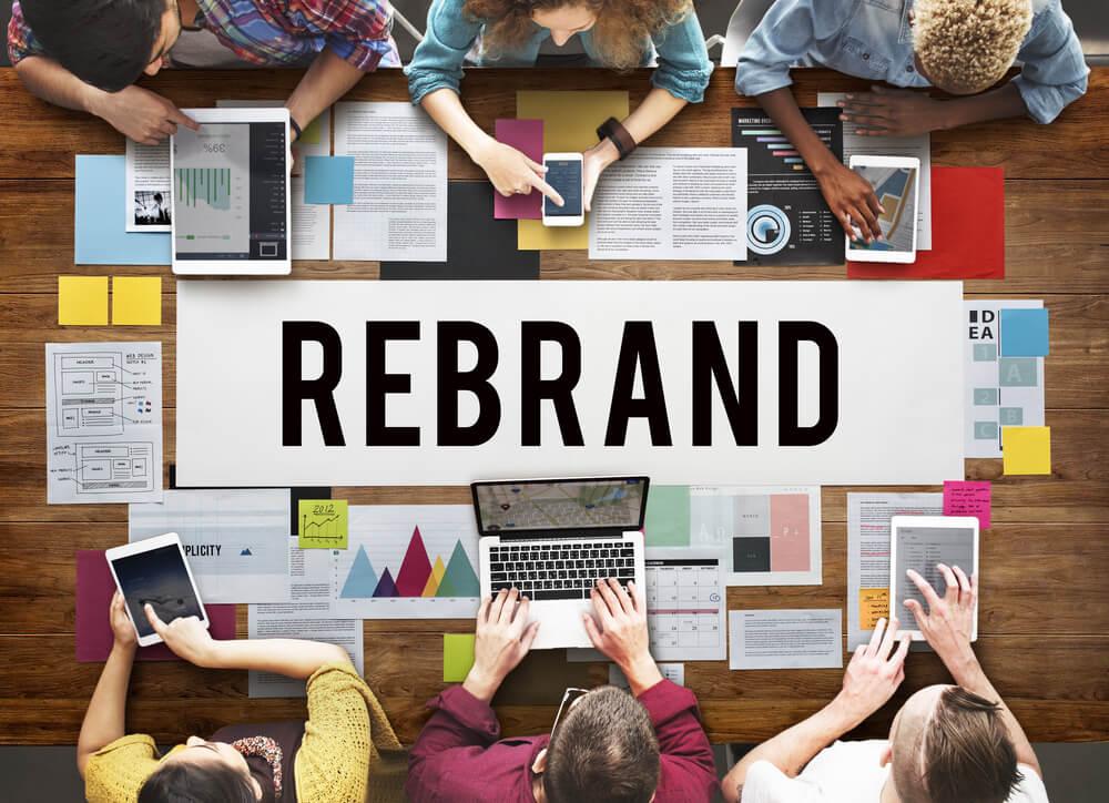 como realizar o rebranding para sua marca ou empresa