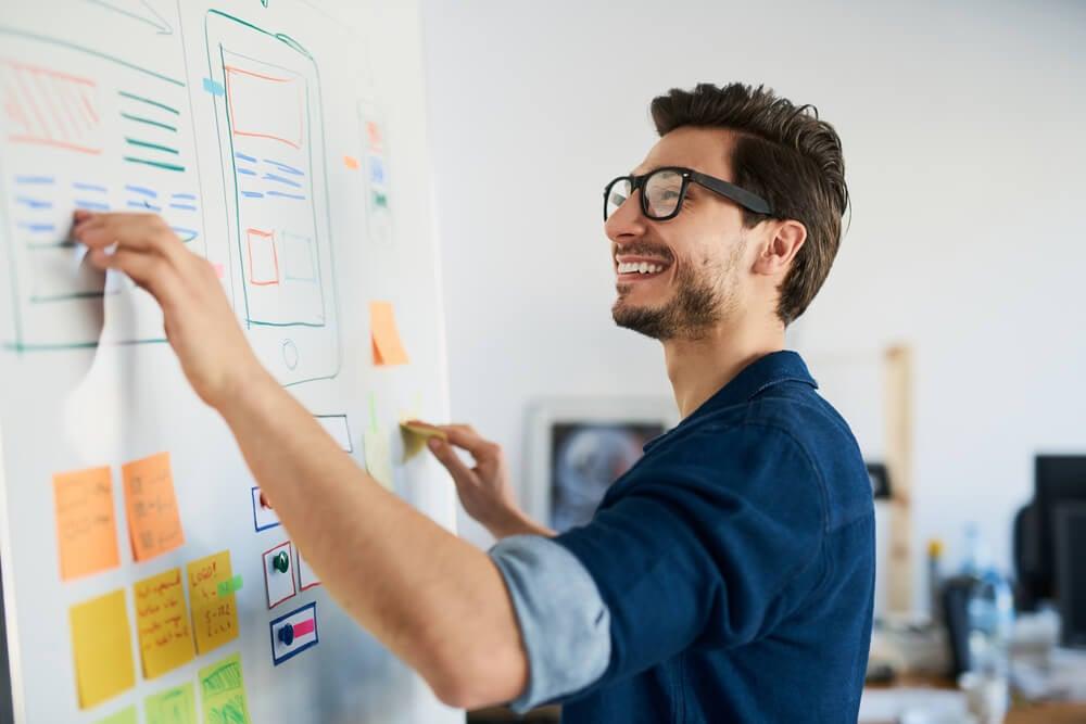 desenvolvimento de projetos com usabilidade