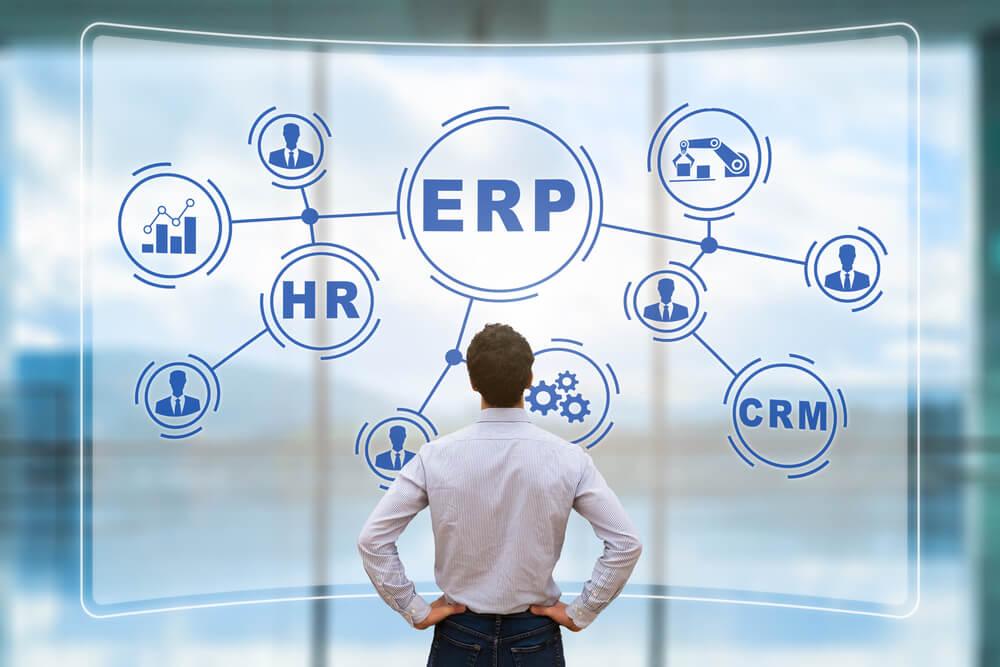 diferenças entre sistema integrado e ERP