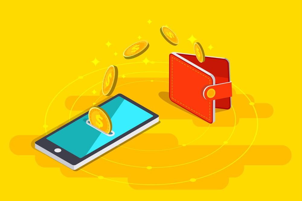 ilustração sobre cashback e como funciona