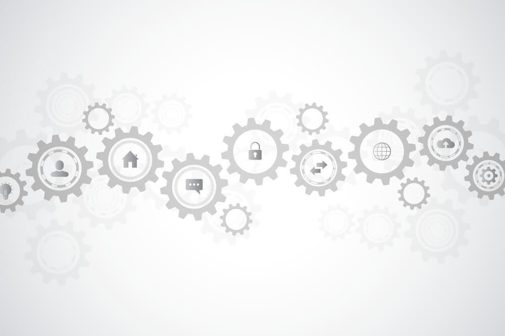 ilustrações sobre sistemas integrados