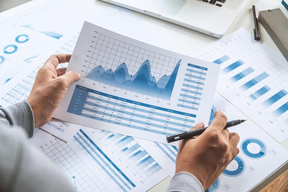 prática de um relatório de vendas