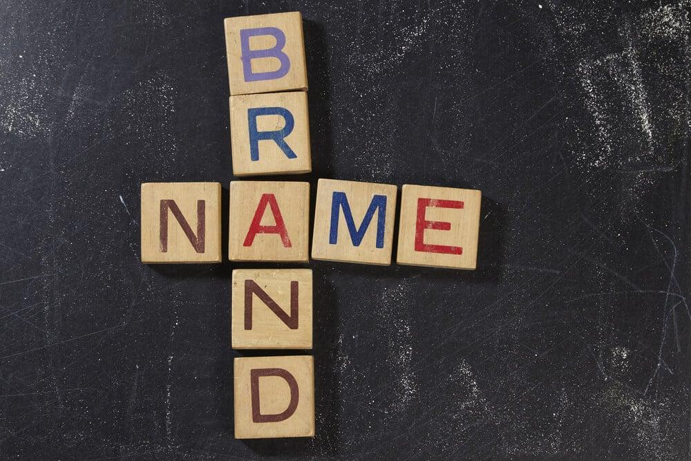 questões sobre nomes para empresas