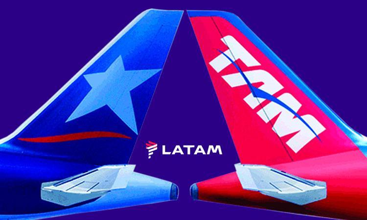 rebranding radical das empresas LATAM